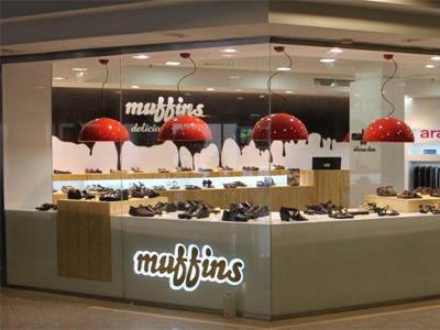 Loja Muffins – C. C. Fonte Nova (Lisboa)